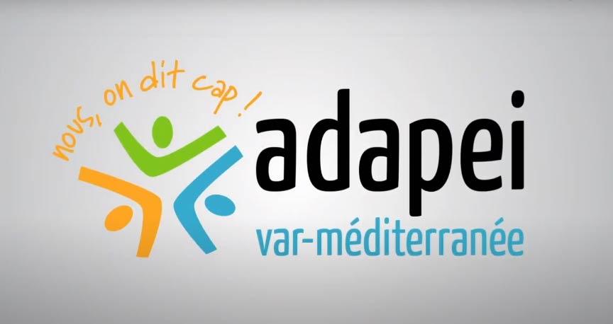Clip de présentation de l'ADAPEI Var Méditerranée